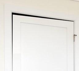 foundation problems - misaligned door