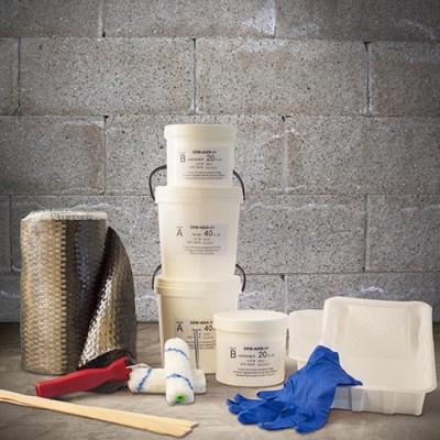 Bowed Wall Repair Kits