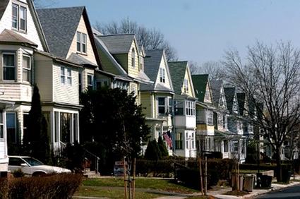A New Jersey neighborhood