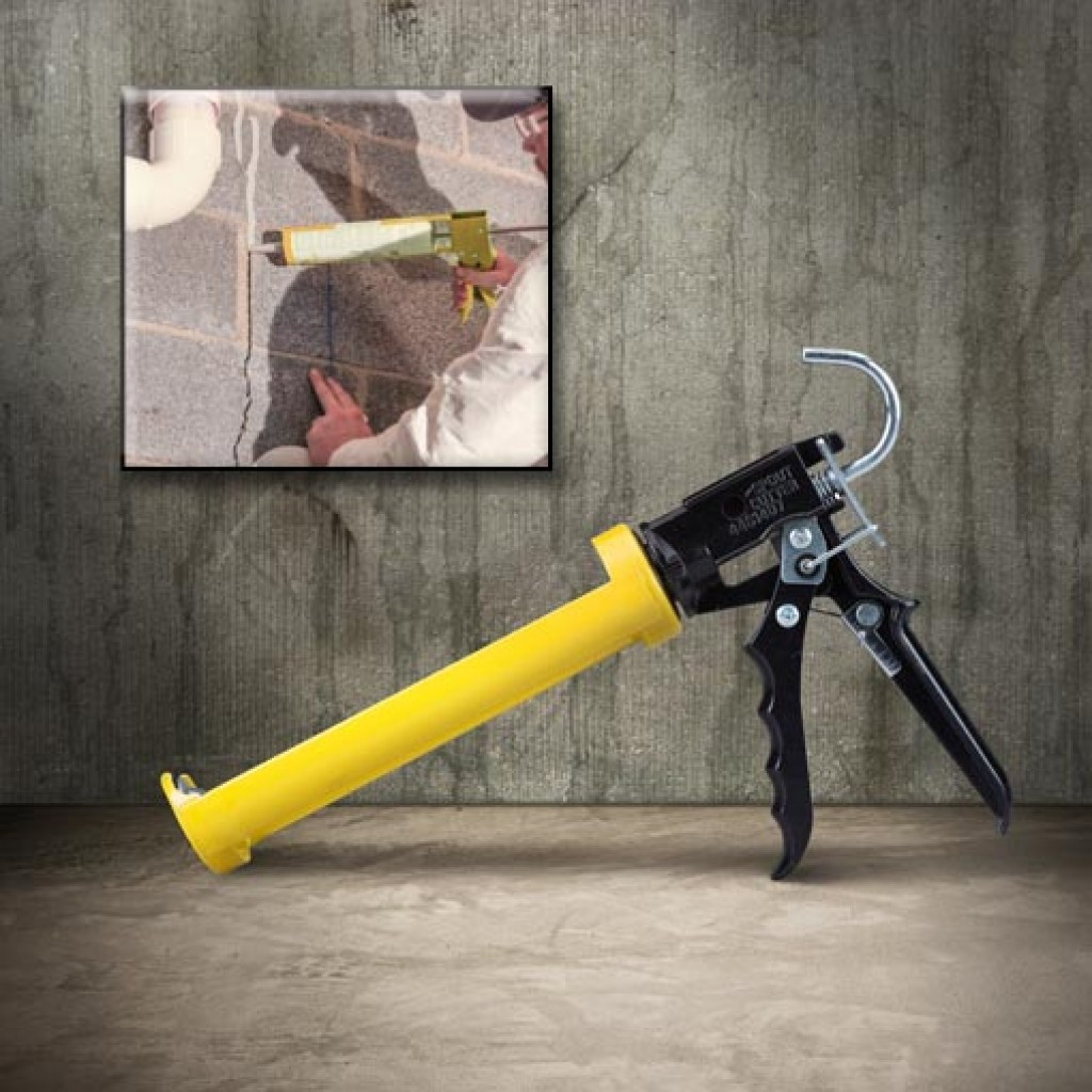 single-cartridge-caulking-gun